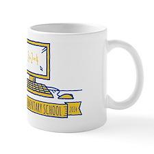 ES 1314 2+2 White Mug
