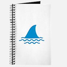 Blue shark fin Journal