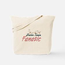 Swim Fanatic Tote Bag