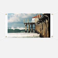Manhattan Beach Pier  Banner