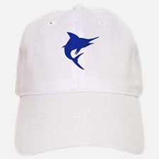 Blue Marlin Fish Baseball Baseball Cap