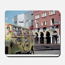 Hippy Van Venice Beach Mousepad