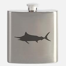 Marlin Fish Flask