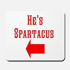 Spartacus Mousepad