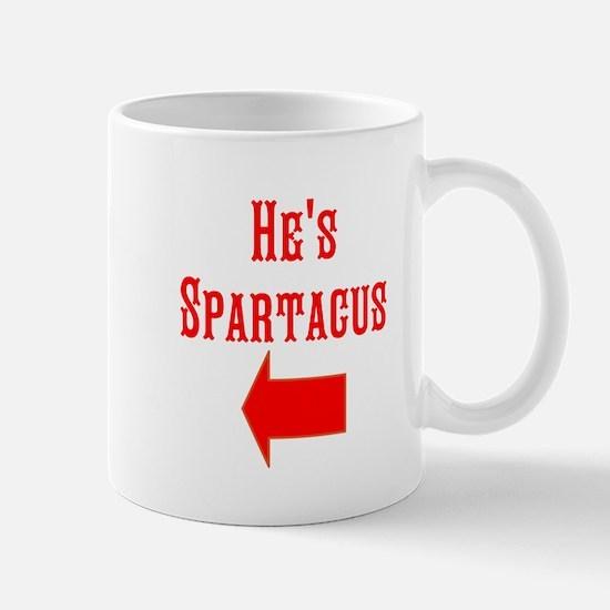 Spartacus Mugs