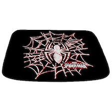 Spiderman Web Bathmat