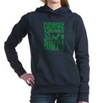 Everyone is Irish Hooded Sweatshirt