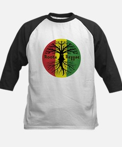 Roots Reggae Designs-3 Baseball Jersey