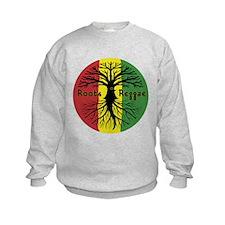 Roots Reggae Designs-3 Sweatshirt