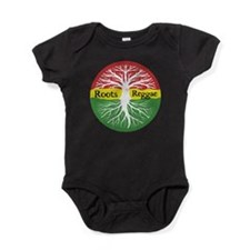 Roots Reggae Baby Bodysuit