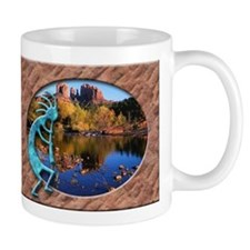 Kokopelli in Sedona 11oz. Mug