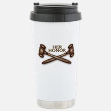 Cute Commissioner Travel Mug