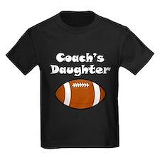 Football Coachs Daughter T-Shirt