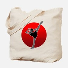 I Love Figure2 Tote Bag