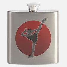 I Love Figure2 Flask