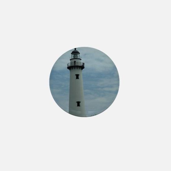 St. Simons Island Georgia Lighthouse 1 Mini Button