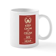 The God Crom Small Mug