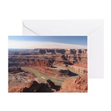 Dead Horse Point State Park Greeting Card