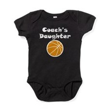 Basketball Coachs Daughter Baby Bodysuit