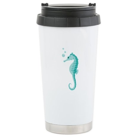 Sea Horse Travel Mug