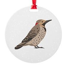 Northern Flicker Ornament
