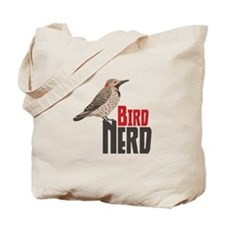 Bird Nerd Tote Bag