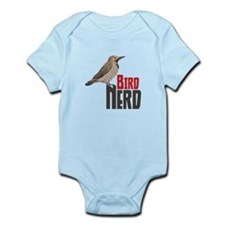 Bird Nerd Body Suit