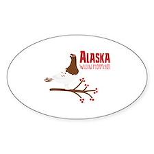 Alaska Willow Decal