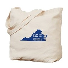 Virginia Tote Bag