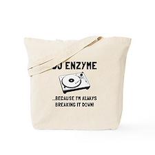 DJ Enzyme Tote Bag