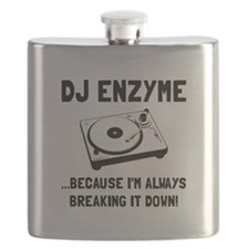 DJ Enzyme Flask