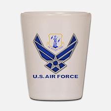 Air National Guard Shot Glass