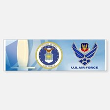 Air Combat Command Bumper Bumper Sticker