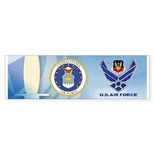 Air Combat Command Car Sticker