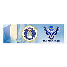 Air Education Command Bumper Sticker