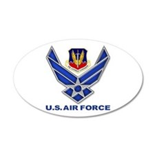 Air Combat Command Wall Decal