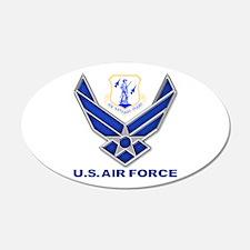 Air National Guard Wall Decal