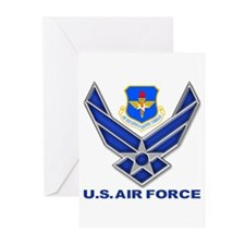 Air Education Command Greeting Cards (Pk of 10)
