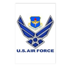 Air Education Command Postcards (Package of 8)