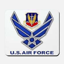 Air Combat Command Mousepad