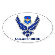 Air Education Command Decal