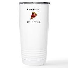 Pizza Eternal Travel Mug