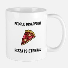 Pizza Eternal Mugs