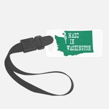 Washington Luggage Tag