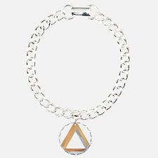 Penrose Triangle Bracelet