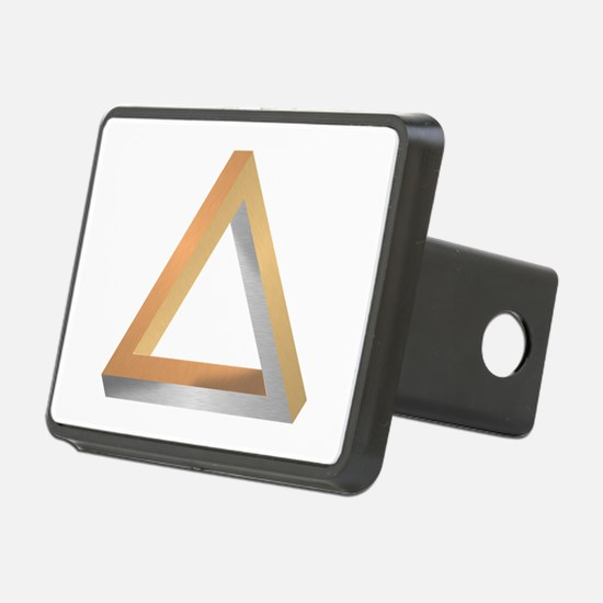 Penrose Triangle Hitch Cover