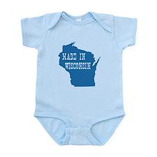 Wisconsin Infant Bodysuit
