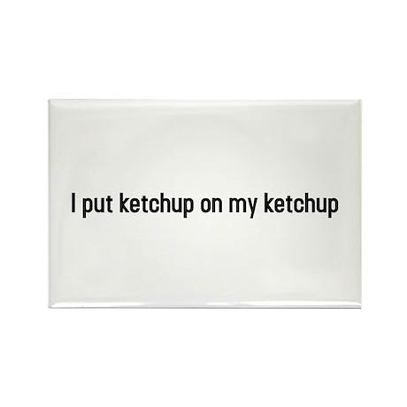 3-ketchuponketchup Magnets