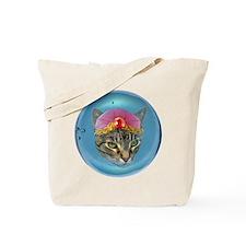 Fortune Cat Tote Bag