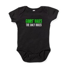 Gibbs' Rules Baby Bodysuit